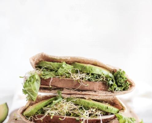 VEGAN-Groene-Pita-Burgers