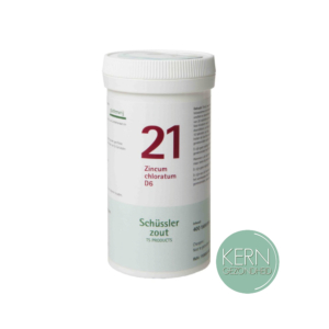 Pflüger Schüsslerzouten Nr. 21 Zincum chloratum D6